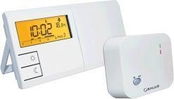 Salus Bezprzewodowy programowany regulator temperatury-tygodniowy (091FLRF V2)