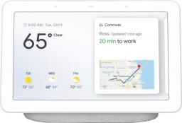 Google Home Hub bialy US + adapter PL