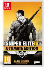 Sniper Elite III Ultimate Edition Premiera 2019