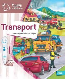 Albi Czytaj z Albikiem Transport
