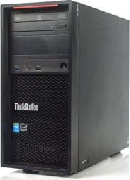 Komputer Lenovo P300 Xeon E3-1226 V3 16GB 240GB SSD + 1TB HDD Win 10 Pro Refurbished