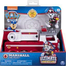 Spin Master Figurka z pojazdem Psi Patrol Ultimate Rescue Marshall (6044192/20101535)