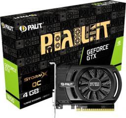 Karta graficzna Palit GTX 1650 StormX OC, 4GB GDDR5 (NE51650S06G1-1170F)
