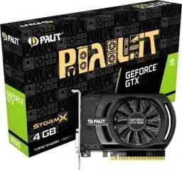 Karta graficzna Palit GeForce GTX 1650 Storm X 4GB GDDR5 (NE51650006G1-1170F)