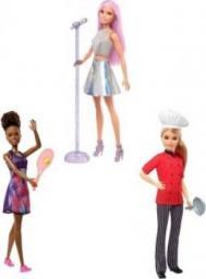 Barbie Barbie Lalki Kariera (GGX21)