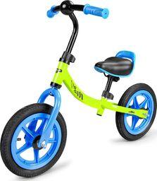 Spokey Rowerek biegowy Ono niebiesko-zielony