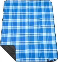 Spokey Koc piknikowy Picnic Moo niebieski 150x130cm (925069)