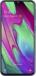 Smartfon Samsung Galaxy A40 64 GB Dual SIM Czarny  (SM-A405FZK)