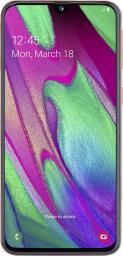 Smartfon Samsung Galaxy A40 koralowy (SM-A405FZO)