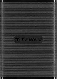 Dysk zewnętrzny Transcend SSD ESD230C 240 GB Czarny (TS240GESD230C)