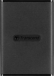 Dysk zewnętrzny Transcend SSD ESD230C 480 GB Czarny (TS480GESD230C)