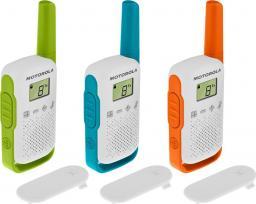 Krótkofalówka Motorola TLKR T42 Triple pack