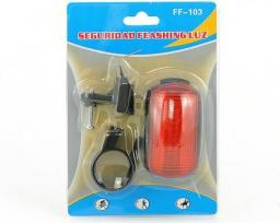 ADAR Lampa do roweru  blister  214910
