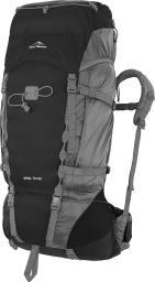 GERANGER Plecak turystyczny Himil 70+10L NG black/graphite