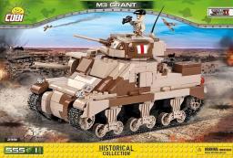 Cobi M3 Grant - Amerykański Czołg Średni (COBI-2391)