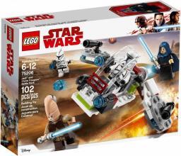 LEGO Star Wars Jedi I Żołnierze Armii Klonów (LG75206)
