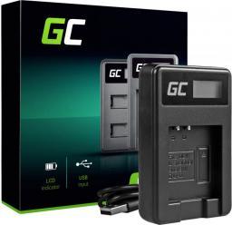 Ładowarka do aparatu Green Cell LI-50C do Olympus LI-50B, SZ-15, SZ-16, Tough 6000, 8000, TG-820, TG-830, TG-850, VR-370, XZ-1, XZ-10 (ADCB16)