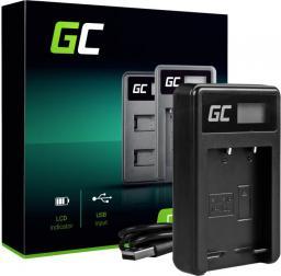 Ładowarka do aparatu Green Cell Ładowarka BC-W126 Green Cell ® do Fujifilm NP-W126, FinePix HS30EXR, HS33EXR, HS50EXR, X-A1, X-A3, X-E1, X-E2, X-M1, X-T1, X-T2 - ADCB15