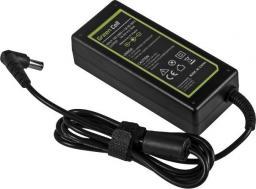 Zasilacz Green Cell VGP-AC19V43 VGP-AC19V48 19.5V 3.3A 65W do Sony Vaio SVF15 SVF1521C6EW SVF152A29M (AD91A)