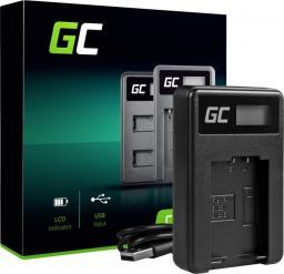 Ładowarka do aparatu Green Cell DE-A83, DE-A84 do Panasonic DMW-MBM9, Lumix DMC-FZ70, DMC-FZ60, DMC-FZ100, DMC-FZ40, DMC-FZ47, DMC-FZ150 (ADCB12)
