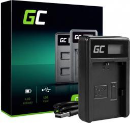 Ładowarka do aparatu Green Cell LC-E6 do Canon LP-E6, EOS 70D, 5D Mark II/ III, 80D, 7D Mark II, 60D, 6D, 7D (ADCB07)