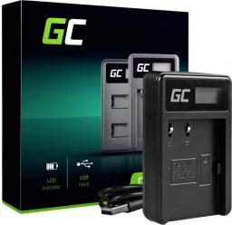 Ładowarka do aparatu Green Cell CB-5L do Canon BP-511, EOS 5D, 10D, 20D, 30D, 50D, D30, 300D, PowerShot G1, G2, G3, G5, Pro 1 (ADCB11)