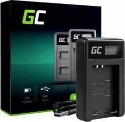 Ładowarka do aparatu Green Cell LC-E12 do Canon LP-E12, EOS M100, EOS100D, EOS-M, EOS M2, EOS M10, Rebel SL1 (ADCB09)