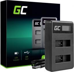 Ładowarka do aparatu Green Cell Ładowarka AHBBP-501 do GoPro AHDBT-501, HD Hero5, HD Hero6 (ADCB20)