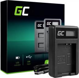 Ładowarka do aparatu Green Cell Ładowarka LC-E10 do Canon LP-E10, EOS Rebel T3, T5, T6, Kiss X50, Kiss X70, EOS 1100D, EOS 1200D, EOS 1300D (ADCB10)