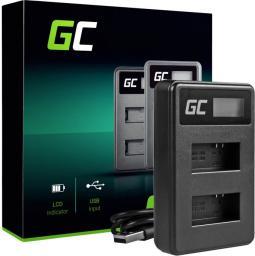 Zasilacz Green Cell Ładowarka AHBBP-301 do AHDBT-201, AHDBT-301, GoPro HD Hero 3, GoPro HD Hero 3+ (ADCB18)