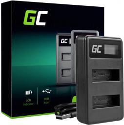 Zasilacz Green Cell AHBBP-401 do GoPro AHDBT-401, HD Hero4 (ADCB19)