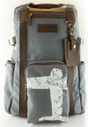 Sachentransporter Plecak turystyczny Par Avion Backpack szary