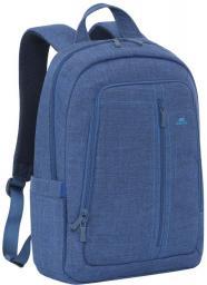 "Plecak RivaCase Rivacase 7560 15.6"" niebieski"