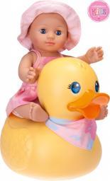 Schildkrot Lalka Kids Girl Do Kąpieli Z Pływającą Kaczką (280329)