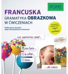 Gramatyka obrazkowa w ćwiczeniach - Francuski