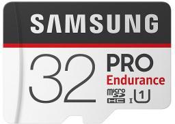 Karta Samsung MicroSDHC Pro Endurance 32GB + Adapter (MB-MJ32GA/EU)