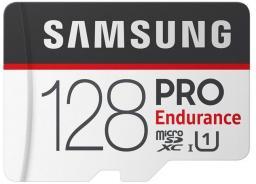 Karta Samsung Pro Endurance MicroSDXC 128 GB Class 10 UHS-I/U1  (MB-MJ128GA/EU)