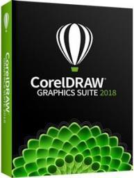 Corel CorelDRAW Graphics Suite 2018 PL/CZ BOX (CDGS2018CZPLDP)