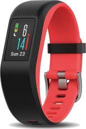 Smartband Garmin Vivosport Czarny Fuksja
