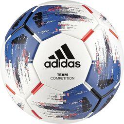 Adidas Piłka nożna Team Competition biała r. 5 (CZ2232)