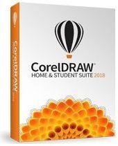 Corel CorelDRAW H&S Suite EN 2018 BOX (CDHS2018IEMBEU)
