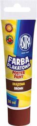 Astra Farba plakatowa Tuba 30 ml brązowa (83110913)