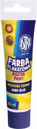 Astra Farba plakatowa Tuba 30 ml ciemnoniebieska (83110914)