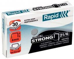 Rapid Zszywki Strong 21/6, 1000 sztuk (24867700)