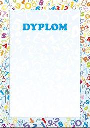 Argo DYPLOM ELEMENTARZ  170g   25ARK GALERIA PAPIERU - 216017