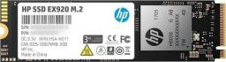Dysk SSD HP EX920 512GB PCIe x4 NVMe (2YY46AA#ABB)