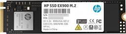 Dysk SSD HP EX900 500GB PCIe x4 NVMe (2YY44AA#ABB)