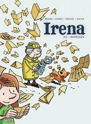 Komiks Irena Warszawa