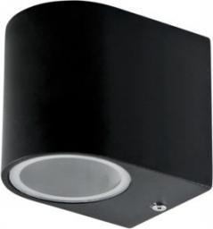 Polux Kinkiet zewnętrzna Boston 1x35W GU10 IP44 czarna (SGL37WB)