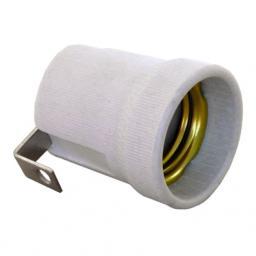 Zext Oprawka porcelanowa E27 ze stopką CLH158 (C04-CLH158-U Zext)